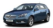 Двірники на Opel Insignia [A] (2008-2017) універсал